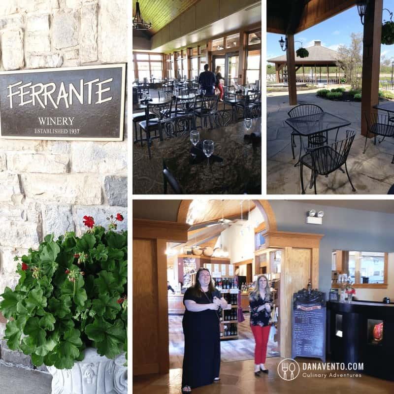 Ferrante Winery in Ohio