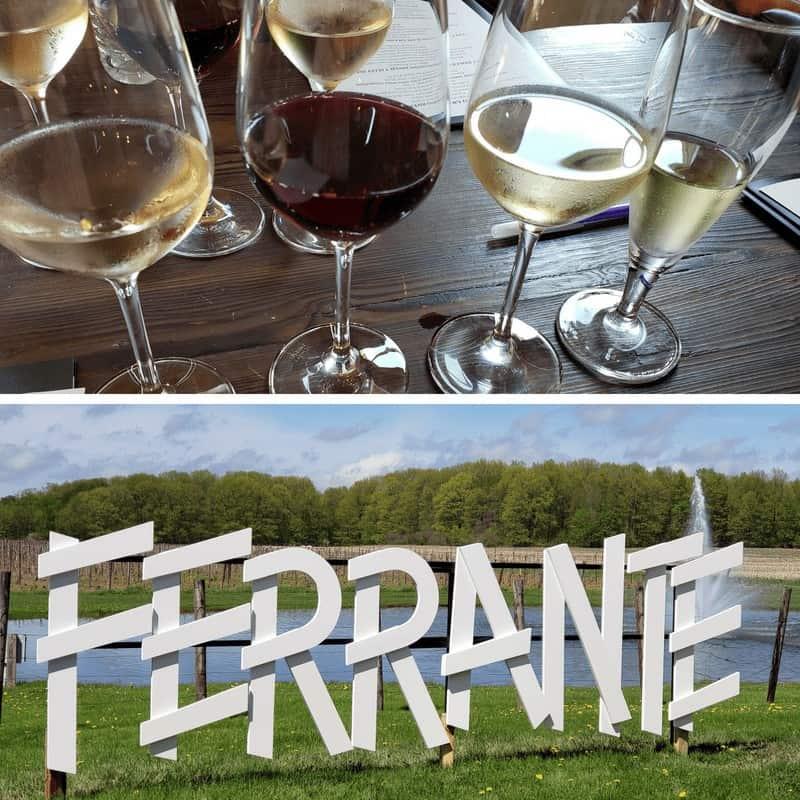 Ferrante Wine. Wine Country in Ohio
