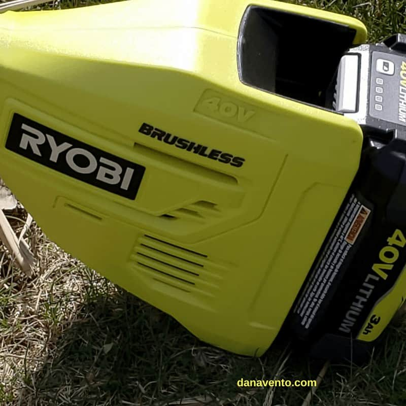 Ryobi™ Expand-IT™ Attachments & a string trimmer base