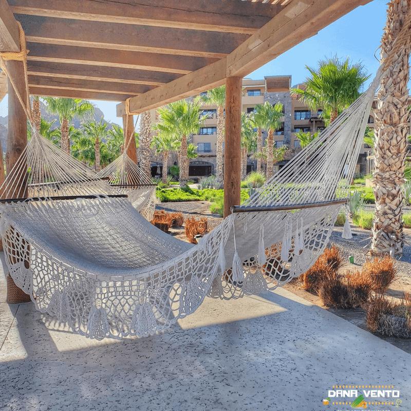 Islands of Loreto Luxury Resort Swing for relaxing