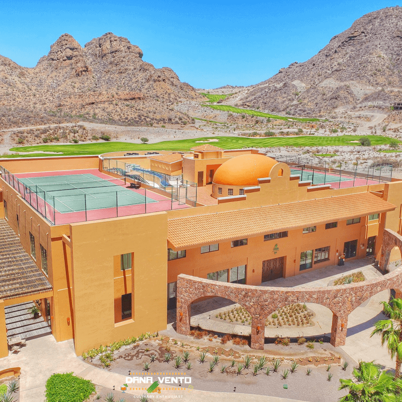tennis at Villa Del Palmar