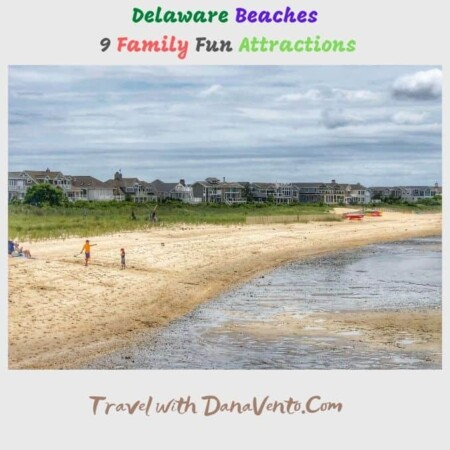9 family fun attractions at the Delaware beaches