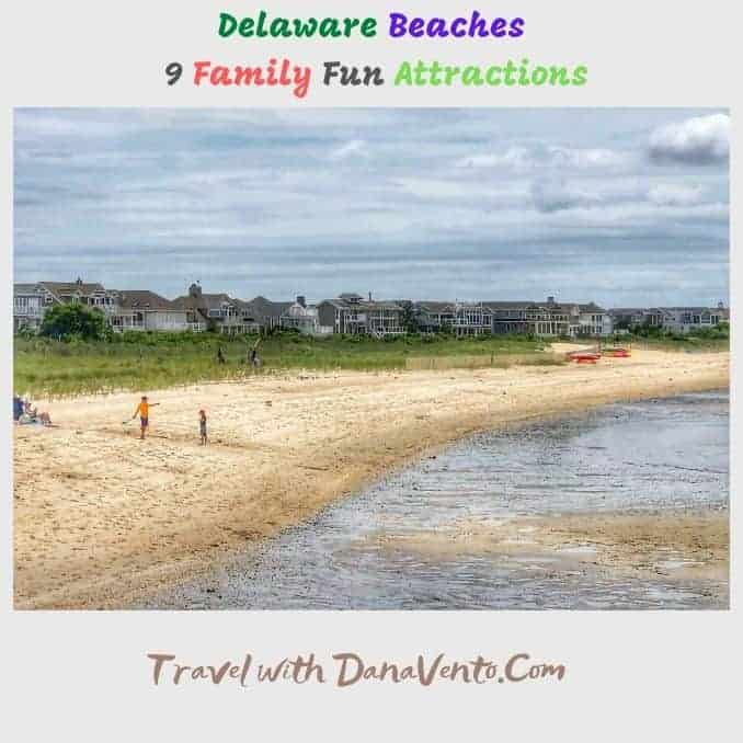 9 Fabulous Family Delaware Beaches Attractions