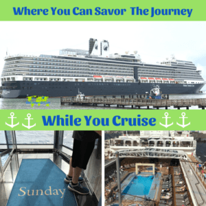 Where You Can Savor The Journey While You Cruise