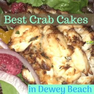 Best Crab Cakes In Dewey Beach