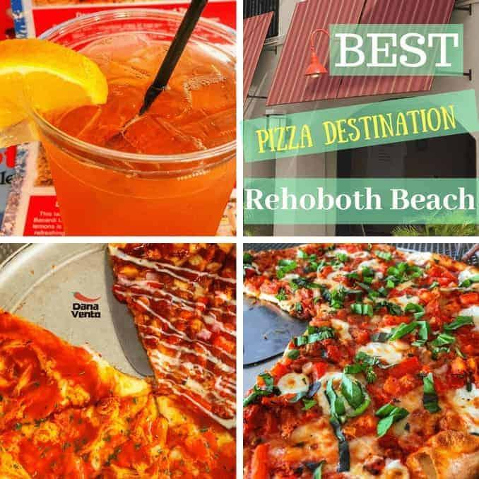 Best Pizza Destination In Rehoboth Beach