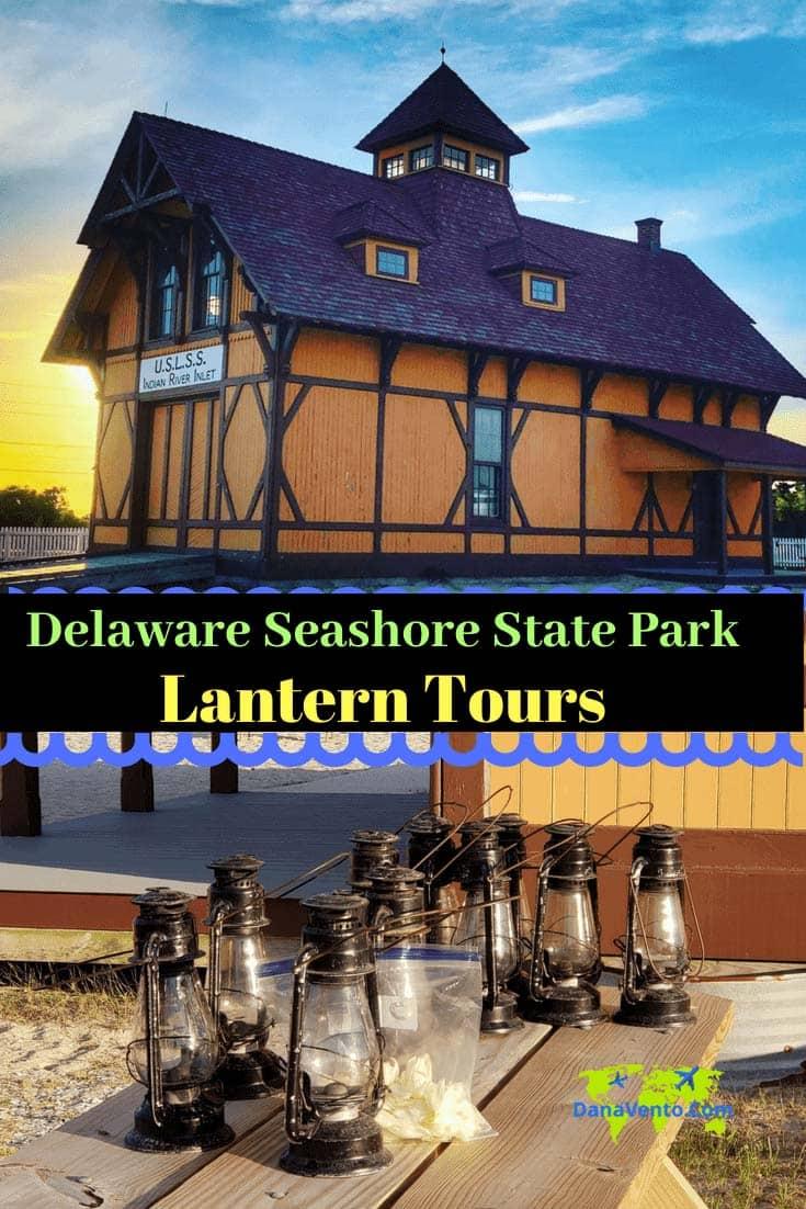 9 Fabulously Fun Family Delaware Beaches Attractions : Lantern Tours