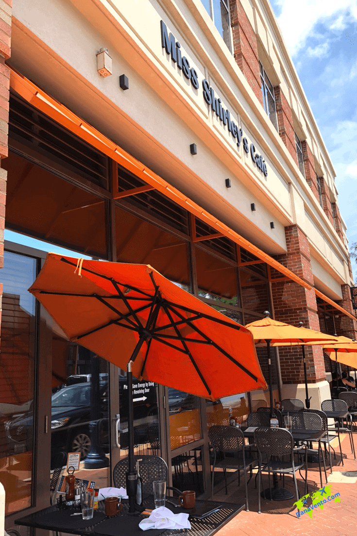 Annapolis, Maryland, Miss Shirley's Cafe