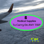 6 Medical Supplies To Carry On Every Trip