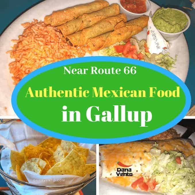 Authentic Mexican Food Near Route 66 in Gallup