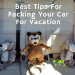 Best Tips For Packing Your Car For Vacation