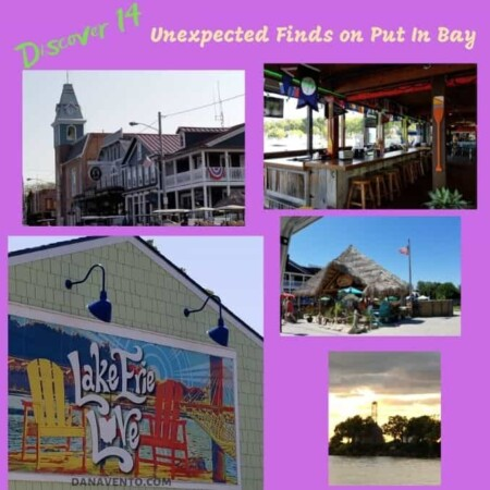 Discover 14 Unexpected Finds on Put In Bay