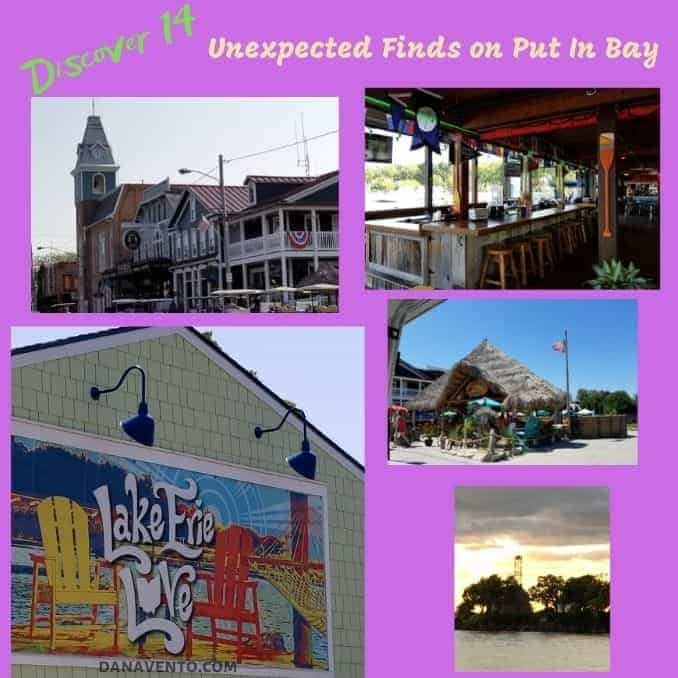 Discover Unexpected Finds On Put In Bay
