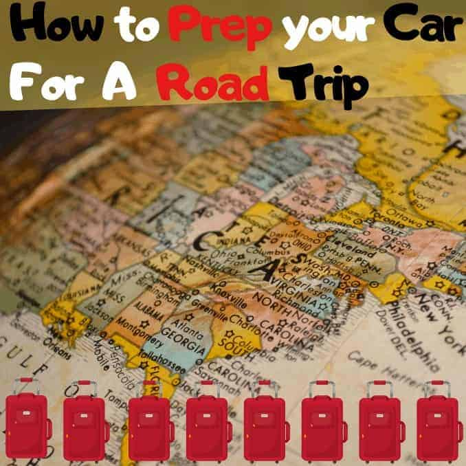 How To Prep Your Car For A Road Trip