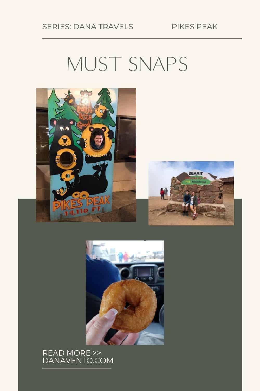 Pikes Peak donut gift shop