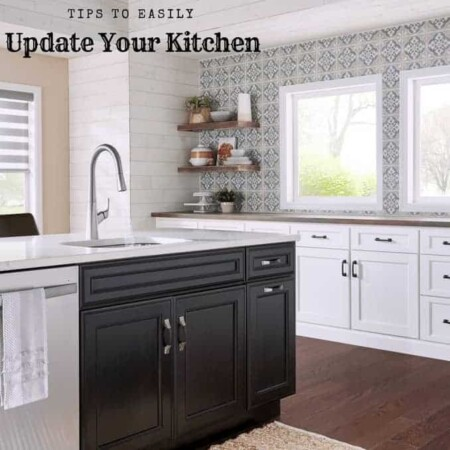 tips, tricks, kitchen, updates, fast, easy, no renovation, light renovation, appliances, style, bmb, how to, diy, fast diy, hub of home, kitchen area, Tips to easily update your kitchen