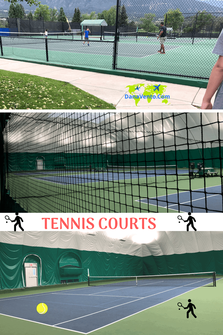Family Friendly Resort Loaded With Amenities In Colorado Springs country club tennis