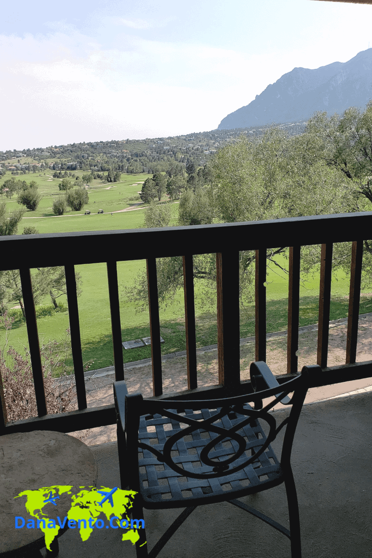 Family Friendly Resort Loaded With Amenities In Colorado Springs mountain view