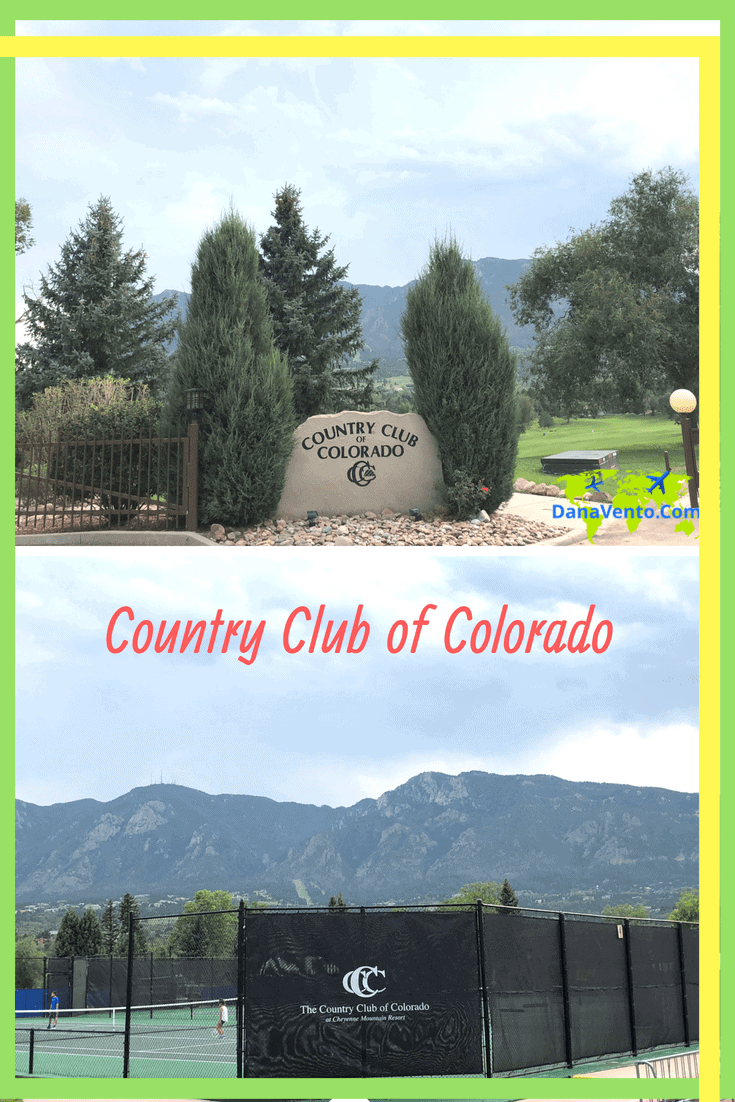 Family Friendly Resort Loaded With Amenities In Colorado Springs, country club