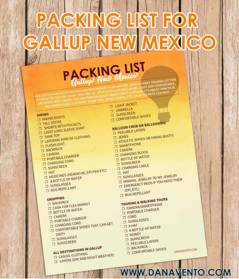 What To Pack For A Trip To Gallup, New Mexico, flea marketing, backpacks, caps, hiking boots, water bottles, sunscreen, sunglasses, bug repellant, sweaters, Locals Eat Here, Where to eat, what to do,sit down, Gallup Real True, inexpensive, Near Route 66 in Gallup, adventure, Adventure Mud Run, outdoor adventures, teen friendly, family friendly, kids, adults, grandparents, in the sky, balloon crew, hike together, enjoy together, destination, get outdoors, move, vacation as a family, vacation destination, drive through, stop and enjoy, parties, street parties, art, culture of Gallup, donuts, pastries, coffee, sandwiches, specials, on the map, fun, family, friendly, cream puffs, allergen friendly dining, good eats, gathering, busy, breakfast, lunch, brunch, dining, dining stop, lunch or dinner, foodies, foodie stop, foodie stop on Route 66 in Gallup, good eats, allergen friendly, Gallup, Beef, chicken, good eats, food porn, sopapilla, dessert, soft drinks, reasonable, New Mexico, #TMSGallup, Hiking, Outdoor Adventure, traveling with teens, family travel, Route 66, food, turquoise, tourism, El Rancho, Sammy C's, Hot Air Balloons, pueblos, native American, Culture, history, walking tours, murals, car shows, bikers, street parades, pizza, bbq, donuts, pastries, mediterranean foods, jewelry, pawn shops, traders, trading posts, mountains, nature, hiking, biking, TMS, TMS Family Travel Conference, travel writer, USA Travel,Travel, Traveler, Traveling, Travel and Adventure, conquer the world, globe trotting, beautiful destination, bucket list avenger, travel blog, travel blogger, travel the world, see the world, travel deeper, travel destination, single, couples, families, activities, where to, explore more, tourism, passion passport, travel blogging, travel article, where to travel, travel tips, travel envy, travel knowledge, activities, fun activities, daring activities, travel large, Car travel, travel by car, travel by vehicle, auto travel, traveling together, diy, packin