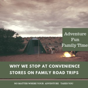 Why We Stop At Convenience Stores On Family Road Trips