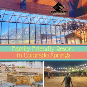 Family Friendly Resort Loaded With Amenities In Colorado Springs