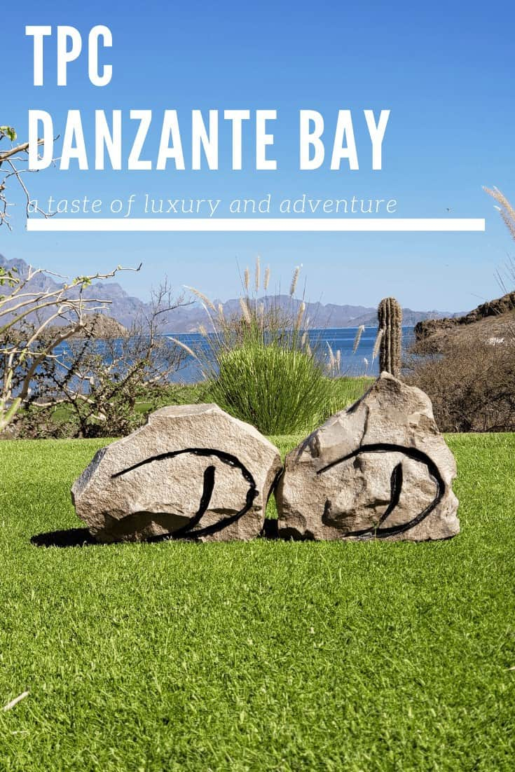 Islands of Loreto luxury Resort - TPC Danzante Bay Golf