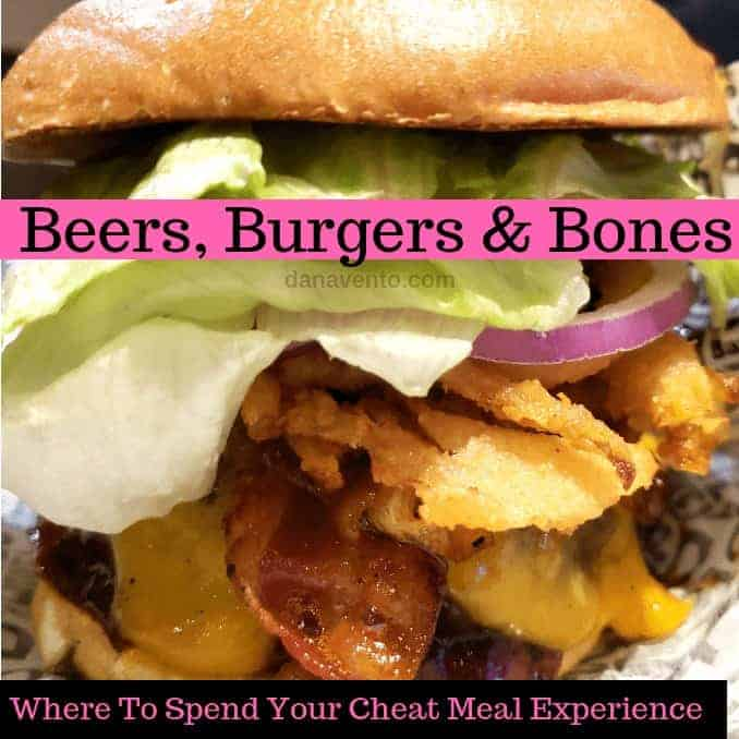 Beer, Burgers, and Bones: Your Cheat Meal Experience