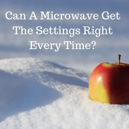 Can A Microwave Get The Settings Right Every Time?, microwave, cooking, best buy
