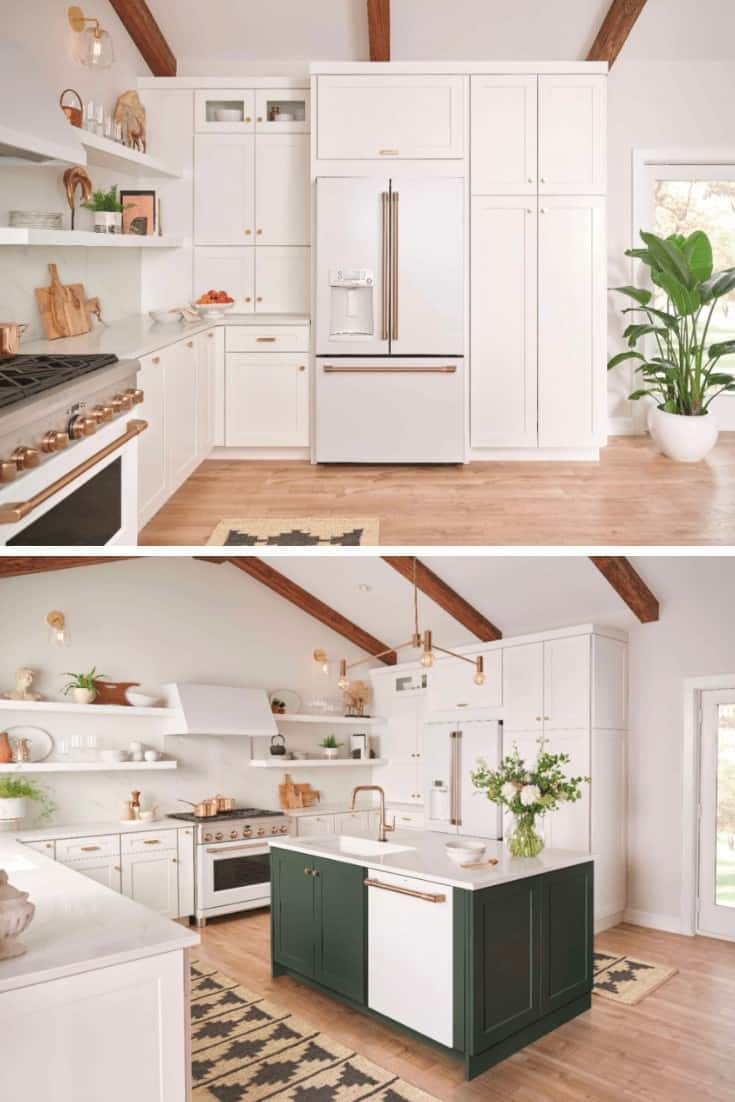How To Express Your Style With Your Kitchen Appliances , oven, refrigerator, custom, color, bronze, black, stainless steel, hoods, wall ovens,