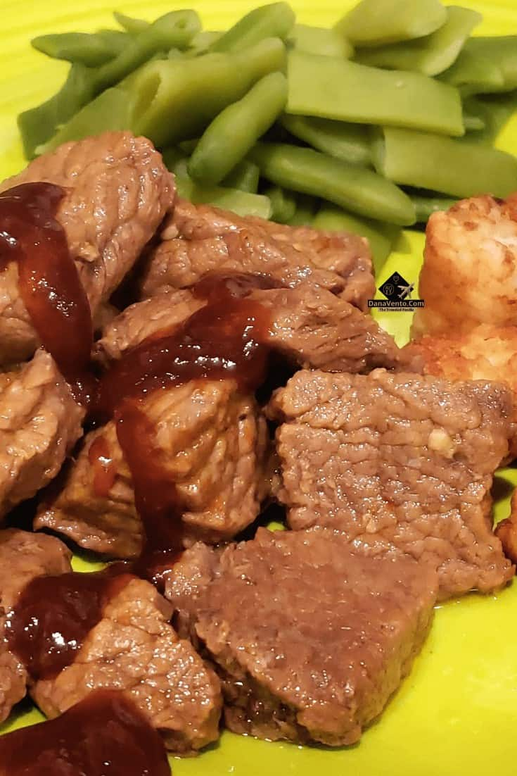 Instant Pot Tangy BBQ Beef Bites, instant pot recipe, instant pot, beef, bbq, garlic, fast , easy dinner, easy recipe, parties, holidays, gatherings, daily, weekly, after school moist, fall apart, flavorful, protein, bbq sauce