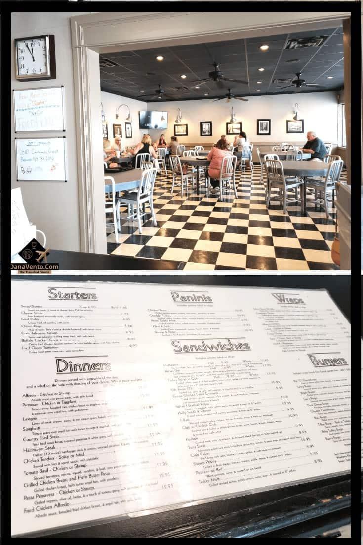 Inside Castellano's Deli: Bayou Country Lunch Destinations