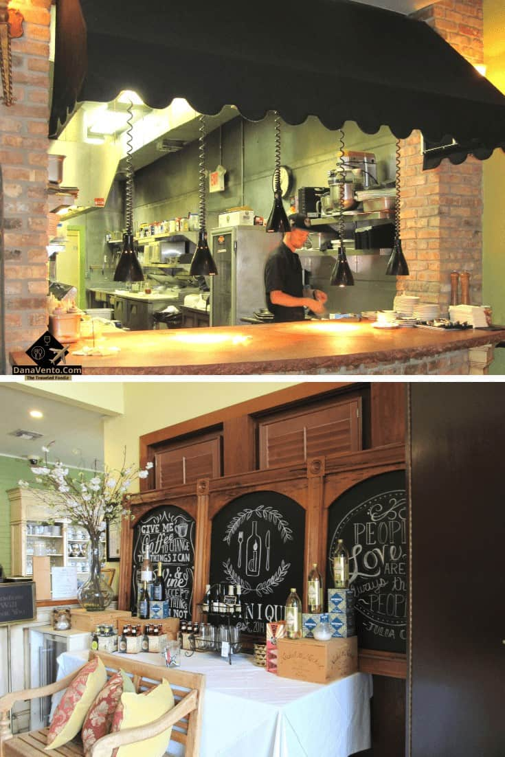 Domonique's Bistro Bayou Country Lunch Destinations Bar Area