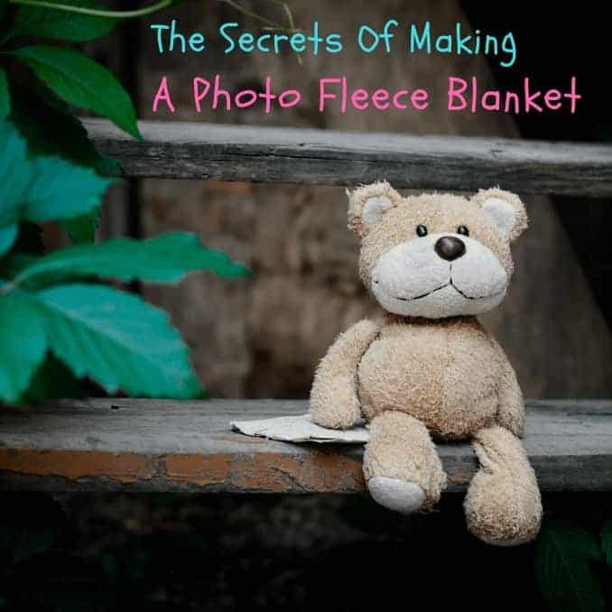 7 Tip For Making A Fleece Photo Blanket