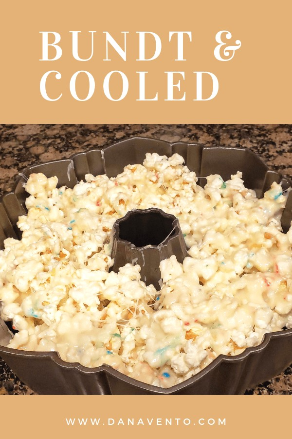 Birthday Cake Batter Popcorn Cake, birthday, parties, holidays, celebrations, snacks, desserts, no bake, no fuss, fast to create, yummy, delicious, popcorn, dessert tables, ship to friends, family, cooking, food recipe, diy tutorial,