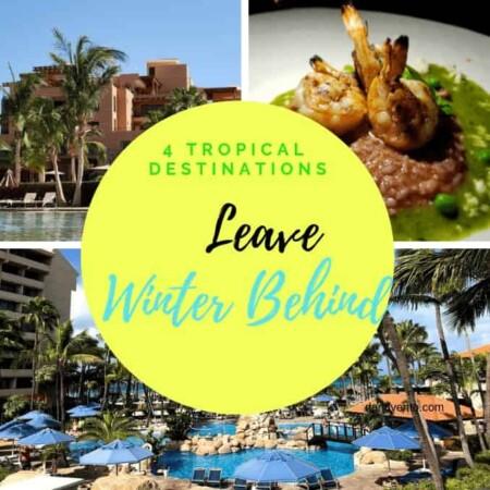 4 Tropical Destinations To Travel To And Leave Winter Behind, aruba, loreto, bonaire, puerto vallarta