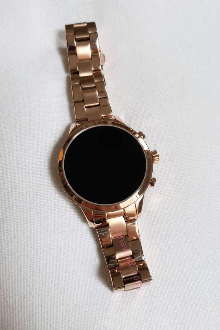 MK Watch Rose Gold