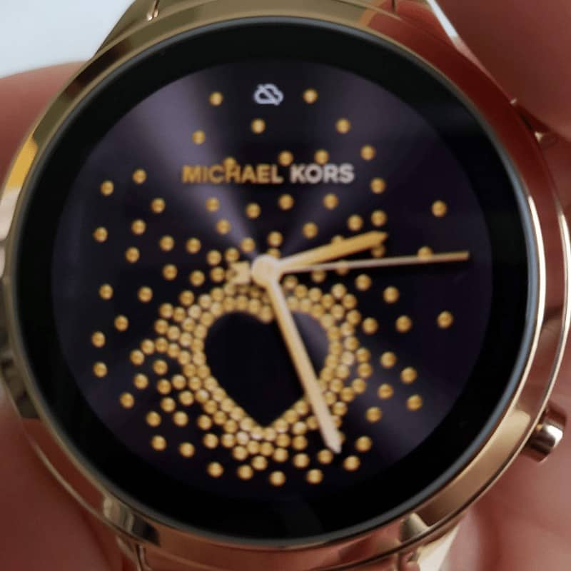 My Fashionable and Functional Smartwatch, smartwatch, Google, Michael Kors, Smartwatch, Michael Kors Runway Access, tech, smart, sophisticated, OS by Google: Michael Kors - Access Runway Smartwatch 41mm Stainless Steel., Best Buy, Google Fit app's