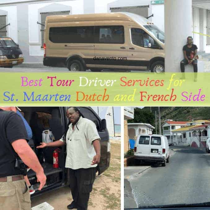Best Tour Driver Services for St. Maarten Dutch and French Side