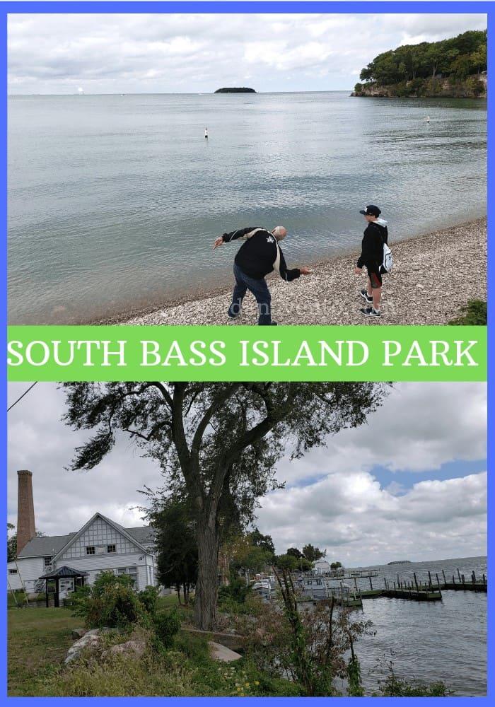 South Bass Island Skipping Rocks