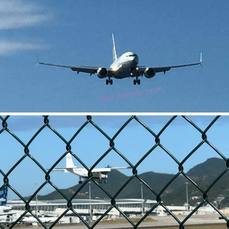 Jaw-Dropping Plate Spotting in St. Maarten Planes Landng at Princess Julianna airport