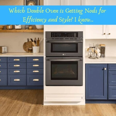 Which Double Oven is Getting Nods for Efficiency and Style? I know.., Best Buy, LG Oven, LG Double Oven Combination, cooking, Kitchen, Tech, Lifestyle, Tech for the Kitchen