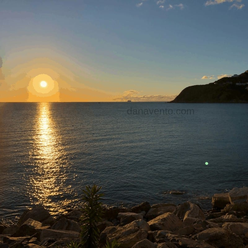 Sunset On Divi Little Bay Beach Resort