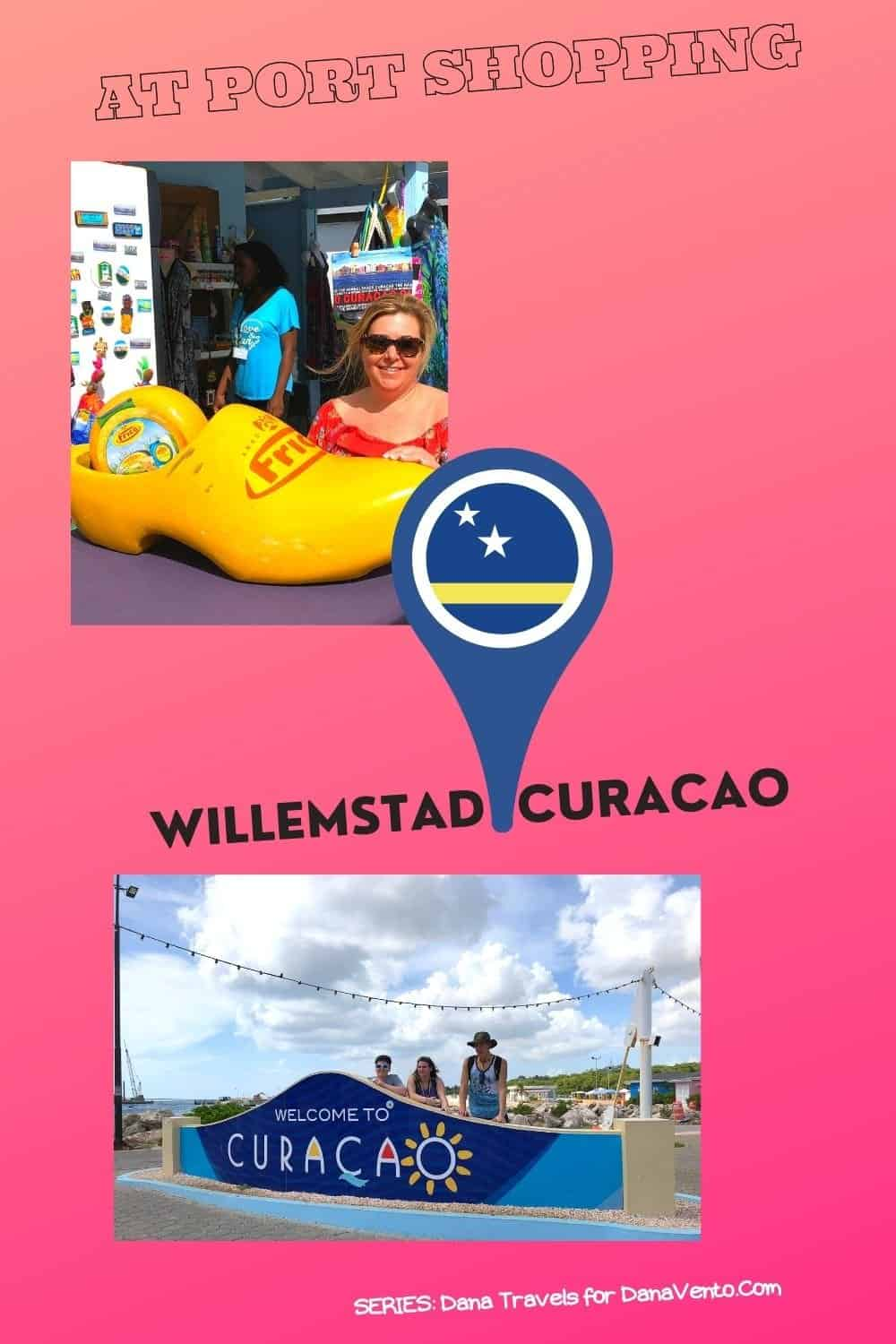 Interesting experiences in Willemstad Curacao - Cruise Port Shopping Dutch Clog by Dana Willemstad Curacao