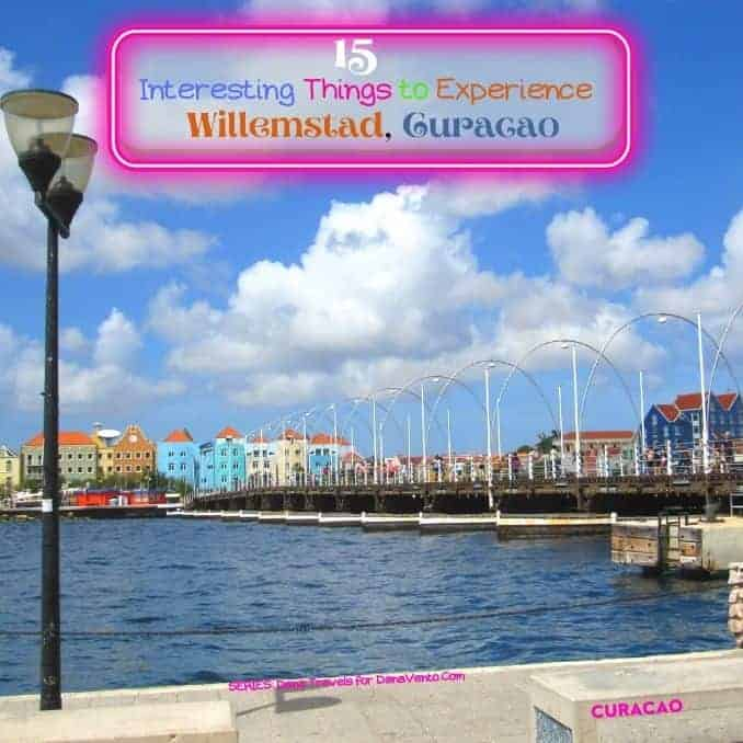 15 Exciting Discoveries Walking in Willemstad Curacao