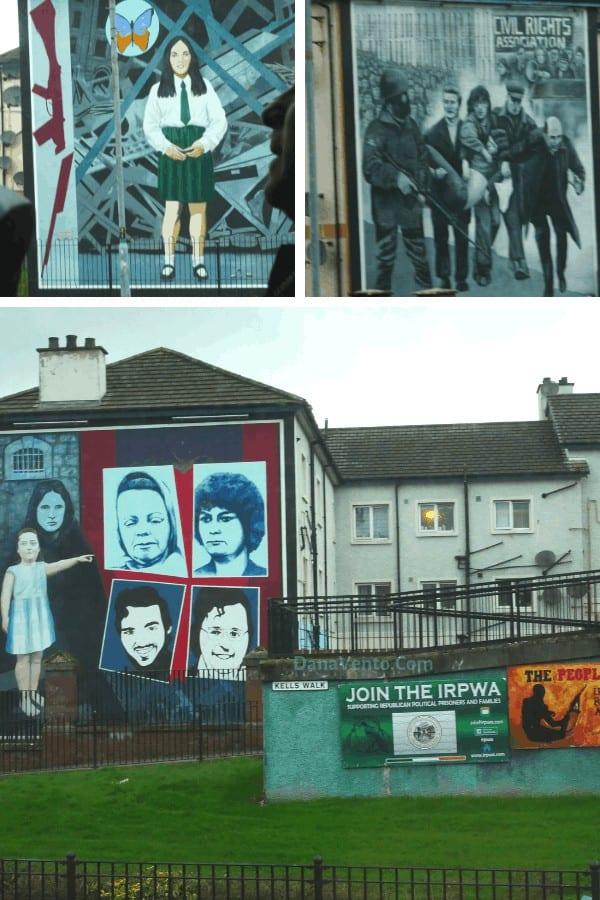 People's Gallery (a.k.a. Bogside Murals)