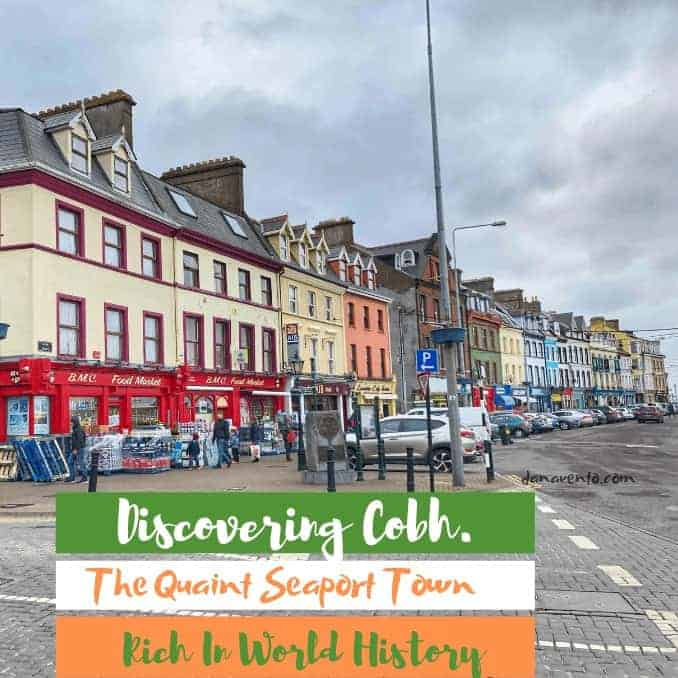 Discovering Cobh, The Quaint Seaport Town Rich in History, Ireland, Irish, Touring Ireland, MY CIE TOUR, My CIE Story, trips, travel, journey, seaport, Quayside, Annie Moore, Lusitania Memorial, Walking Tour, Last Stop of the Titanic, Last Port of the Titanic, Heritage Center, County Cork, Before Blarney Castle, Touring Ireland, Visiting Ireland, History, Culture, War, Ships, Maritime, Churches, Things to See, COBH,
