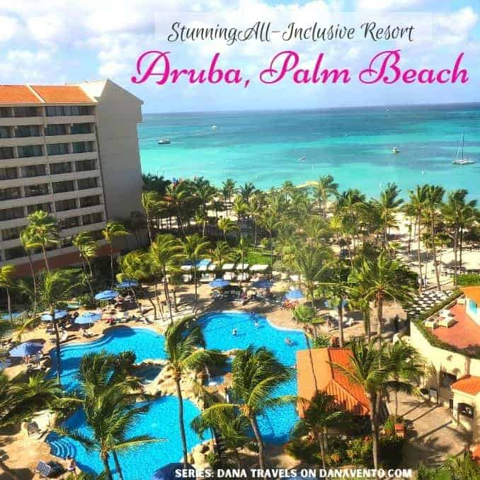 Stunning All-Inclusive Aruba Resort On Palm Beach
