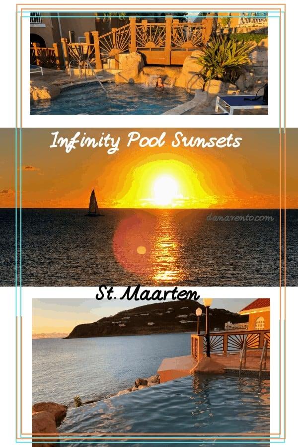 Infinity Pool at Divi St. Maarten