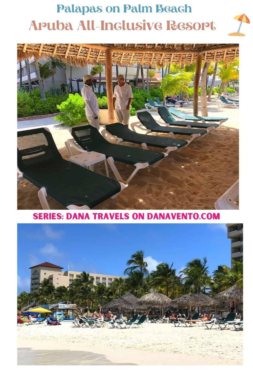 Palapas All Inclusive Aruba Resort on Palm Beach